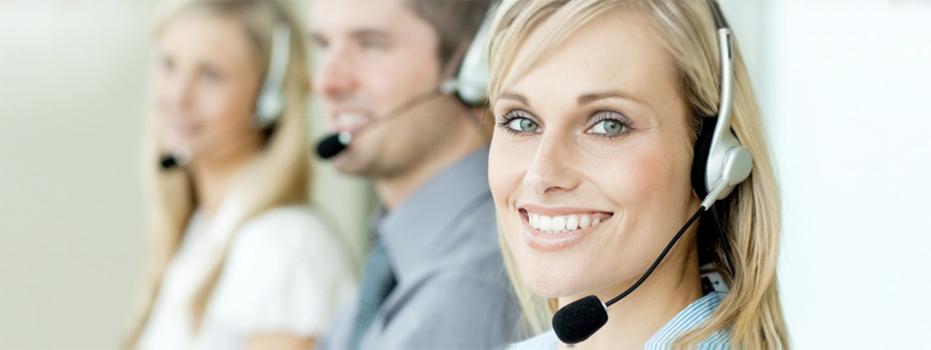 UK call centre staff